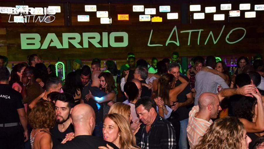 Barrio Latino, Santos, Afro House, Portugal, Web Summit, Lisbon Cool, Lisbon Guide