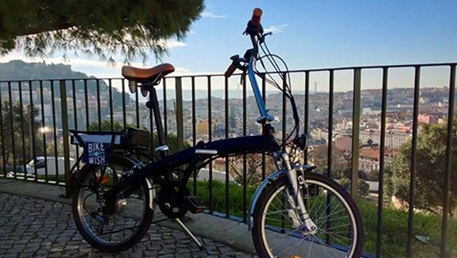 Lisbon has some tough climbs, but the prize is often a priceless view