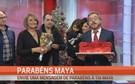 Parabéns Maya
