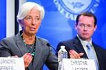 Lagarde condenada por negligência em caso de desvio de dinheiro público