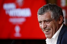 Fernando Santos entre os três candidatos a Melhor Treinador