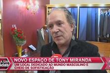 Tony Miranda inaugura novo espaço