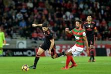 Declarações após o Marítimo-Benfica