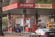 Empresário assalta bombas de gasolina