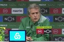 Jesus desvaloriza passado recente com o Benfica