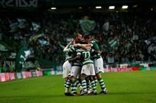 As melhores imagens do Sporting - Vitória de Setúbal