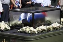 Restos mortais de Fidel Castro chegaram a Santiago de Cuba