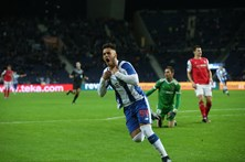 Veja as melhores imagens do FC Porto-Sporting de Braga