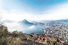 Lugano uma cidade que se divide entre simplicidade e luxo