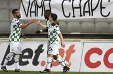 Moreirense vence na receção ao Nacional