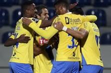 Arouca alcança primeira vitória fora na I Liga