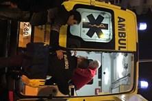 Guerra de droga faz três feridos  à facada em rixa