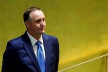 Demitiu-se o primeiro-ministro da Nova Zelândia