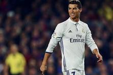 Ronaldo no ginásio a dois dias do Real Madrid-Borussia Dortmund