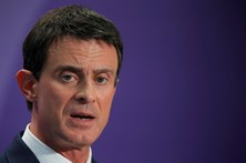 Manuel Valls anuncia candidatura às presidenciais francesas