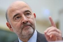 """Pierre Moscovici diz que a Itália é um """"país sólido"""""""