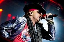 Guns N' Roses em Portugal em 2017