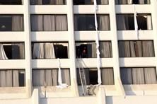 Incêndio em hotel mata 11 pessoas