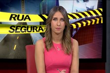 'Rua Segura' estreia rubrica