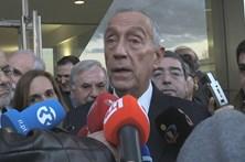 """Marcelo diz que presidência do PSD """"está bem entregue"""""""