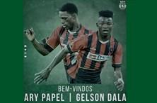Sporting anuncia contratação de dois talentos angolanos