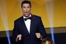 Jornal catalão diz que Ronaldo ganhou a Bola de Ouro