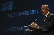Marcelo condena luta partidária sobre banca