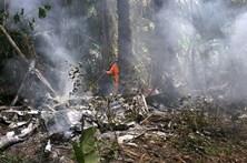 Acidente com aeronave mata cinco pessoas