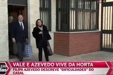 Vale e Azevedo e mulher sobrevivem com 440 euros