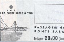 Inteiro Postal celebra os 50 anos da Ponte