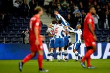 Goleada do FC Porto rende milhões em noite de luxo