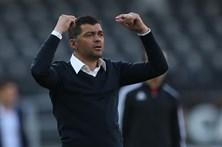 Sérgio Conceição é o novo treinador do Nantes