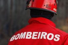 Fogo deixa três pessoas desalojadas em Viseu
