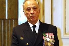 Vice-almirante Silva Ribeiro será o novo chefe do Estado-Maior da Armada