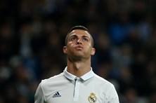 """Fisco espanhol confirma que investigação a Ronaldo """"está avançada"""""""