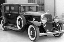 O dia em que o presidente americano usou o carro de Al Capone