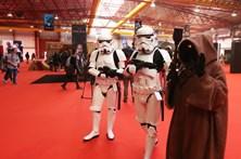 Fãs enchem Exponor no primeiro dia da Comic Con