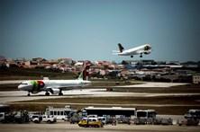 Mil ataques com laser a aviões ameaçam segurança aérea