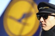 Greve na Lufthansa custou 100 milhões de euros à companhia