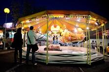 Empresários de diversões encerram 75% dos carrosséis no sábado