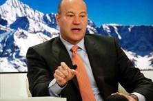 Trump deverá escolher presidente da Goldman Sachs para Conselho Económico