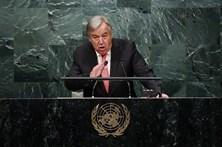 Marcelo e Costa assistem a juramento de Guterres na ONU