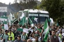 Atletico Nacional quer homenagear a Chapecoense no mundial de clubes