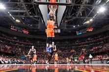LeBron James já é o nono melhor marcador de sempre da NBA