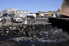 Atentado em base militar no Iémen mata 20 soldados