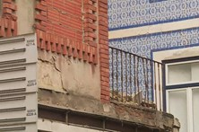 Derrocada de três prédios no centro de Lisboa