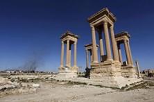 Daesh volta a entrar em Palmira