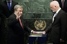 Guterres faz juramento na ONU