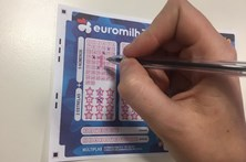Jackpot de 60 milhões no sorteio do Euromilhões de terça-feira