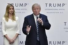 Ivanka Trump passar a ser funcionária não remunerada da Casa Branca